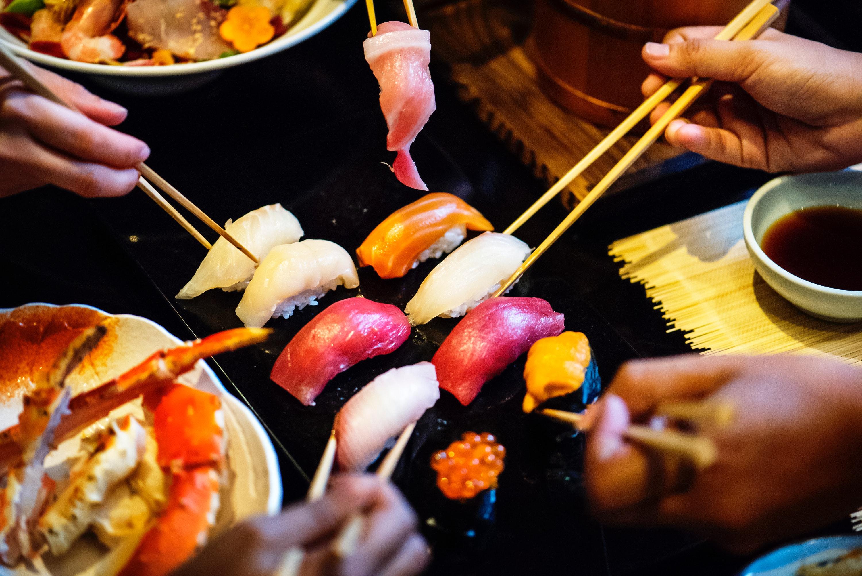 Miyagi & Jones Sushi